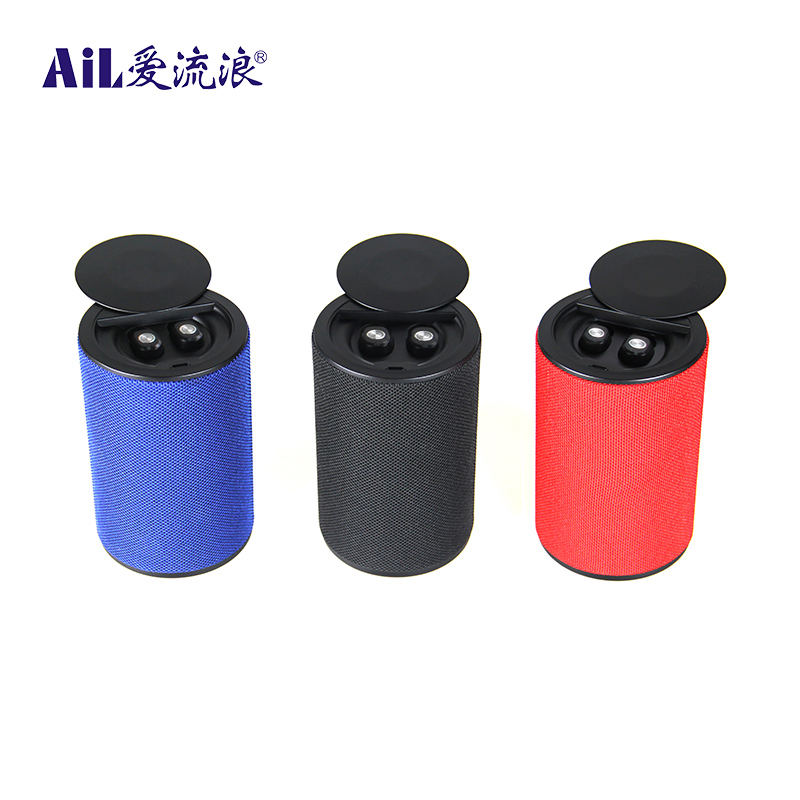 AiL TB01 2-in-1 True Wireless Bluetooth 5.0 Earbuds with Speaker, TWS Wireless Headphones and Speake